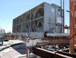 Các vấn đề thường gặp trong hệ thống tháp giải nhiệt