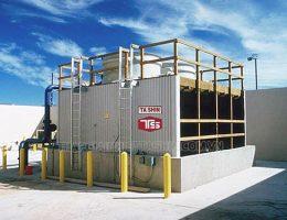 Các biện pháp cải thiện hiệu quả làm mát của tháp giải nhiệt nước
