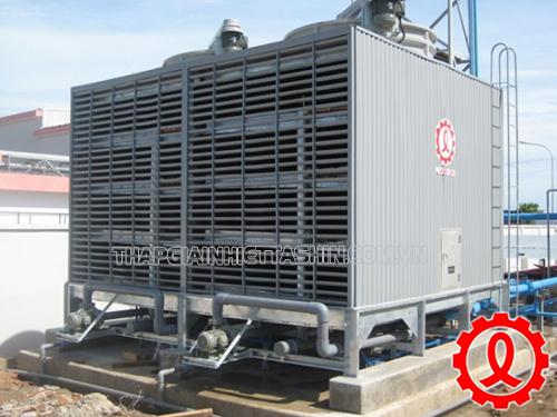 Tháp giải nhiệt Liang Chi cooling tower có ưu điểm thiết kế đẹp, độ bền cao và hiệu năng tốt
