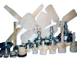 Các loại cánh quạt tháp giải nhiệt được sử dụng phổ biến hiện nay