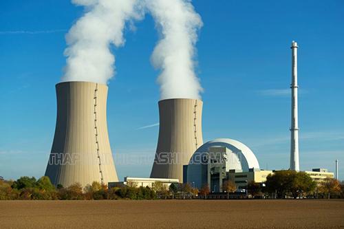 Tháp giải nhiệt đối lưu tự nhiên là thiết bị quan trọng trong nhiều nhà máy lớn