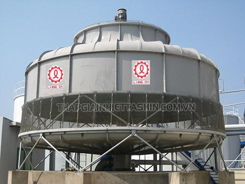 Thiết kế tháp giải nhiệt LBC bền bỉ, chắc chắn