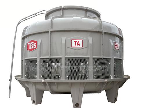 Tháp giải nhiệt TSC có thiết kế bền bỉ, chắc chắn