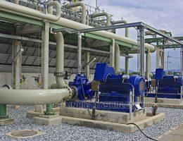 Tìm hiểu về hệ thống bơm và phân phối nước trong tháp giải nhiệt