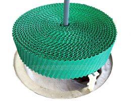 Các loại khối đệm tháp giải nhiệt nước thường dùng