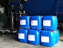 Một số loại hóa chất xử lý nước cho tháp giải nhiệt