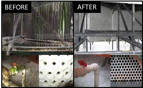 Sử dụng hóa chất tháp giải nhiệt để đảm bảo hiệu năng và độ bền cho thiết bị