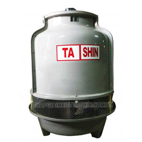 Tháp giải nhiệt Tashin TSC 20RT kích thước gọn gàng, dễ dàng lắp đặt