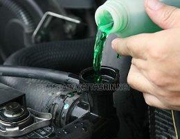 Hướng dẫn thay nước giải nhiệt xe ô tô