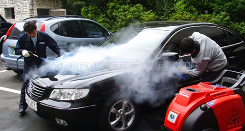 Máy rửa xe bị nóng khi vận hành có thể do nhiều nguyên nhân