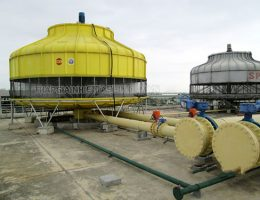 Tầm quan trọng của tháp giải nhiệt đối với ngành công nghiệp hiện nay