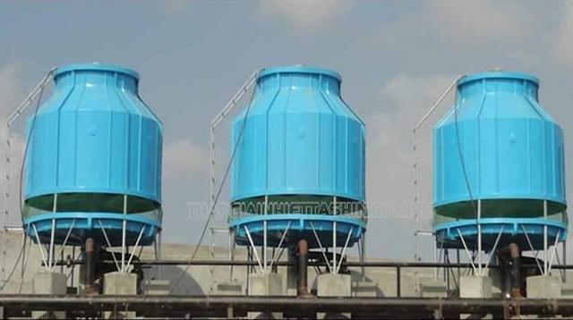 Những tiêu chuẩn nước tháp giải nhiệt cần đạt để tháp vận hành ổn định