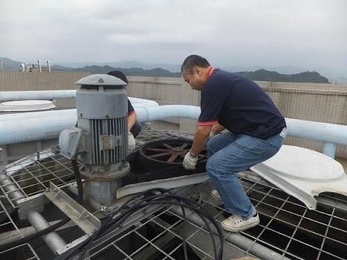 Thường xuyên vệ sinh, bảo dưỡng tháp giải nhiệt