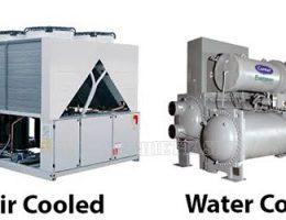 Chiller giải nhiệt gió là gì? Nên mua chiller giải nhiệt gió hay chiller giải nhiệt nước?