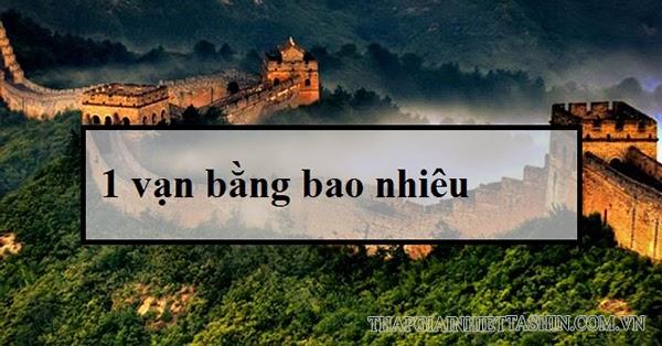 mot-van-la-bao-nhieu